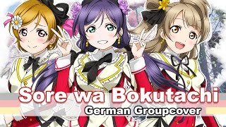 Sore wa Bokutachi no Kiseki  [German µ's] - Cover [Love Live! School Idol Project]