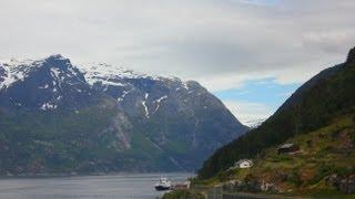 Z Forsand do Stalheim (13) - Norwegia [muza: A-ha - Lifelines]