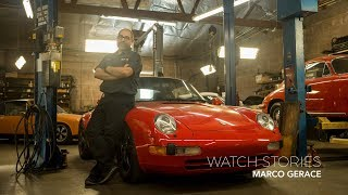 Watch Stories - Marco Gerace, TLG Auto