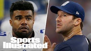Former Cowboys QB Tony Romo Shows His Support For Ezekiel Elliott   SI Wire   Sports Illustrated