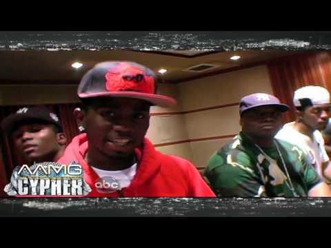 A.A.M.G Presents The abc Network Hop-Hip 2012 Cypher Part 8