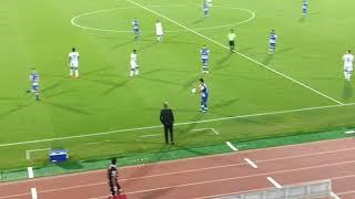 BFC vs CFC   Football   Goal   Sunil Chetri   BFC Chants