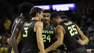 Baylor Basketball (M): Highlights vs. Xavier