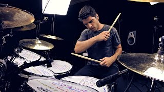 Cobus - Krewella - Be There (DRUMS ONLY)