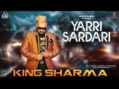 Xxx Mp4 Yarri Sardari Full Video King Sharma New Punjabi Songs 2019 Latest Punjabi Songs 2019 3gp Sex