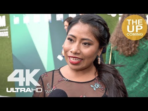 Xxx Mp4 Yalitza Aparicio On Roma And Mexican Society At London Film Festival Premiere 3gp Sex