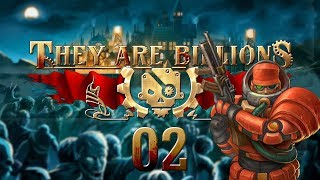 THEY ARE BILLIONS | COTTAGE UPGRADES #02 Zombie Strategy - Let