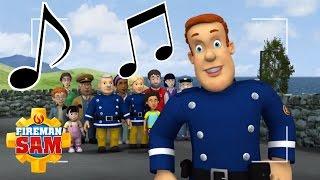Fireman Sam Theme Song and Other Songs! ♫ NEW Fireman Sam