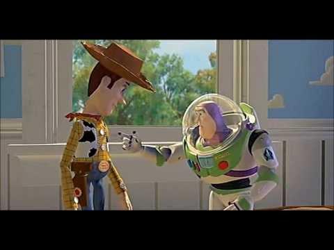 TOY STORY 1995 Scene I am Buzz Lightyear.