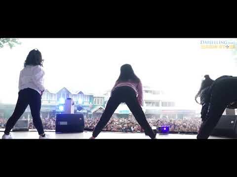 Xxx Mp4 Darjeeling Rising Stars Top 10 Finalists Public Performance At Chowrasta Darjeeling 3gp Sex