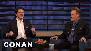 """Zach Woods Wants To Promote """"Ford v Ferrari"""" - CONAN on TBS"""