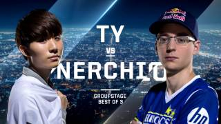 Nerchio vs. TY ZvT - Group D - WCS Global Finals 2016 - StarCraft II