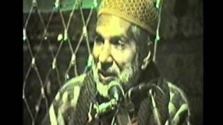 SADAY TERS GAY DEEDAY NAAT BY ABDUL SATTAR NIAZI SAHIB.