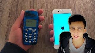 iPhone 6S vs. Nokia 3310