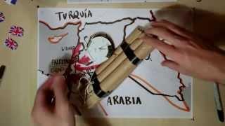 #WHYSYRIA : La crisis de Siria bien contada en 10 minutos y 15 mapas