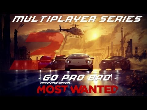 NFS Most Wanted MP #3 - Go Pro Bro! Part I