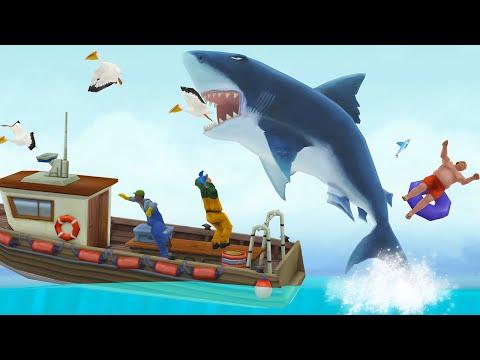 Hungry Shark Evolution MEGALODON 2
