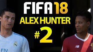 FIFA 18 TÜRKÇE ALEX HUNTER - BÖLÜM 2: PENALTILAR!