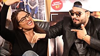 Gatecrasher shocks Sonakshi Sinha at Noor Interview | Noor | Sonakshi Sinha | Kanan Gill