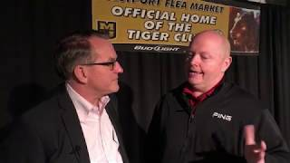 Todd Leabo from Sports Radio 810 WHB Speaks at the Tiger Club of KC on 12/19/17