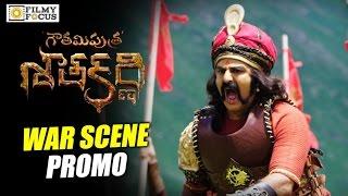 Gautamiputra Satakarni War Scene Trailer || Balakrishna, Shriya - Filmyfocus.com
