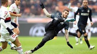 Mauro Icardi - Best Goals Show - 2014/2015 Inter HD