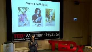 The dark side of the training moon | Maya Schuldiner | TEDxWeizmannInstitute