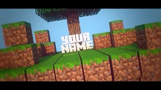 TOP 20 FREE Minecraft Intro Templates! - Sony Vegas, After Effects, Cinema 4D