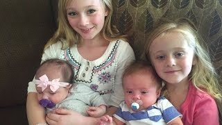 Baby sitting disaster! The day Princess Ella had to babysit two Bad babies. lots of crying