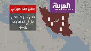 العراق يرفد إيران.. الغذاء مقابل الغاز