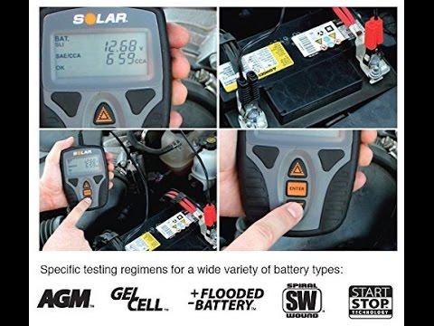 Xxx Mp4 How To Use Solar BA9 Battery Tester 3gp Sex