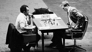Petrosian vs Fischer - 1971 Candidates Chess Match - Game 2