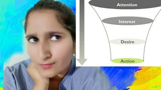 AIDA sales and marketing  Model | Awareness, Interest, Desire, Action..