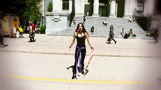 رقص بسیار زیبای ایرانی با آهنگ ایران سالار عقيلى