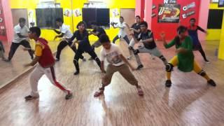 Sanam re song | Dance steps | D-villa Dance Institute |