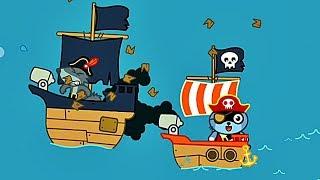Pango Pirat - Alle Schätze gefunden 🏴☠️  Kinderspiele Stars (deutsch)