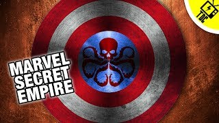 Marvel Secret Empire Explained! (The Dan Cave w/ Dan Casey)