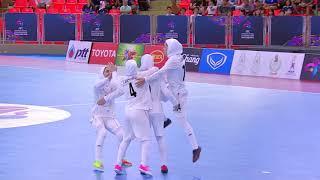 #AFCWFutsal2018 - Final Match Day News