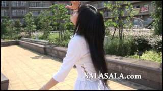 【hair video clip】 hq17 ヘアメイクヘアカット有村深羽 salasala.com