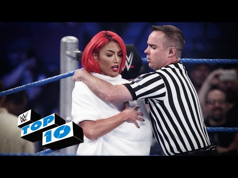 Xxx Mp4 Top 10 SmackDown Live Moments WWE Top 10 Aug 9 2016 3gp Sex