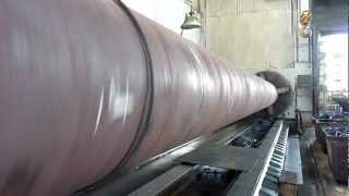 The Biggest Lathe in the World Part 03