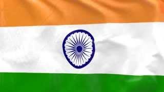 Flag Animation: Indian Flag Animation, Slow motion Flag Animation, Blender Animation