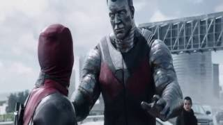 Deadpool Funny scenes part 1 (Bluray)