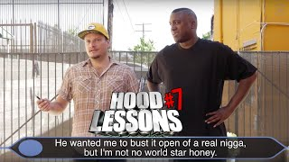 Hood Lessons Episode 7: Taking the Final Exam