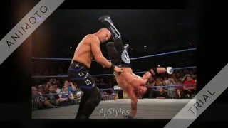 Top 20 Pelé Kick Of Aj Styles