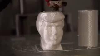 3D Printing Donald Trump