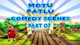 Motu Patlu Comedy Scenes - Compilation Part 7 - 30 Minutes of Fun!