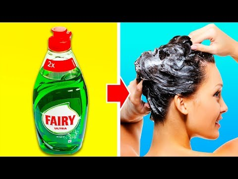51 GREAT BEAUTY HACKS FOR EVERYDAY LIFE