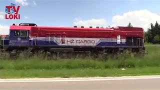 HŽ Cargo 2062 119-5 Gospić 10.06.2018.