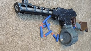 Fastest shooting nerf gun ever!via Mag212 - Watch or Download | downvids.net